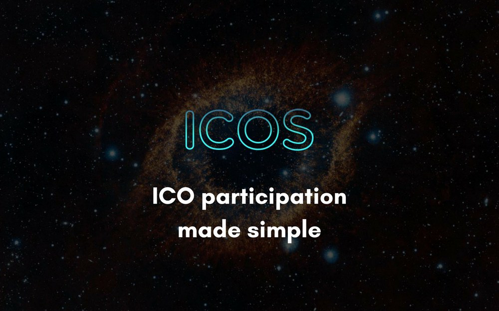 participating in ICO