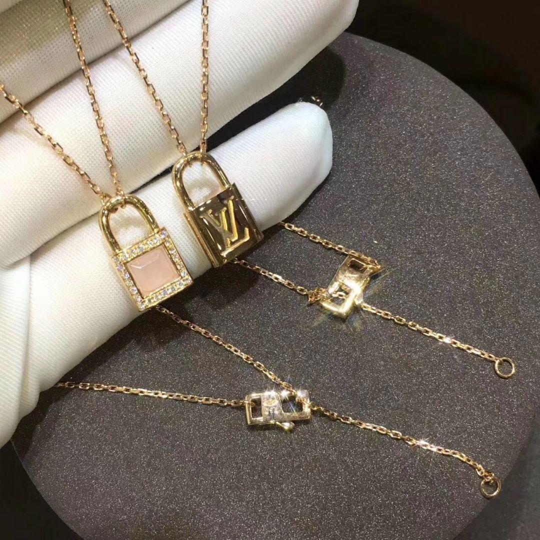 Personalized Jewellery- lock