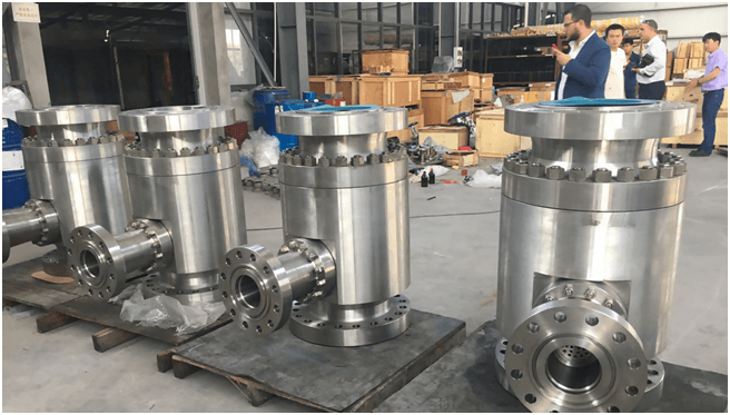 Automatic Recirculation Control Valves