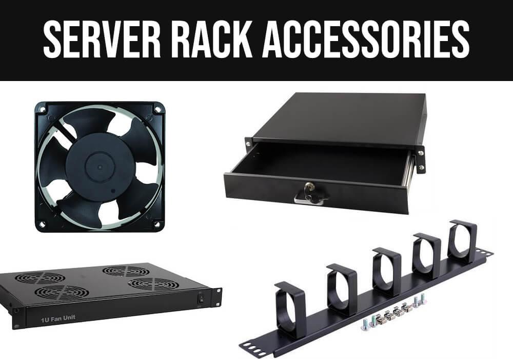 server rack accessories
