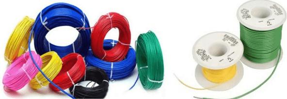 Famed Teflon Wire